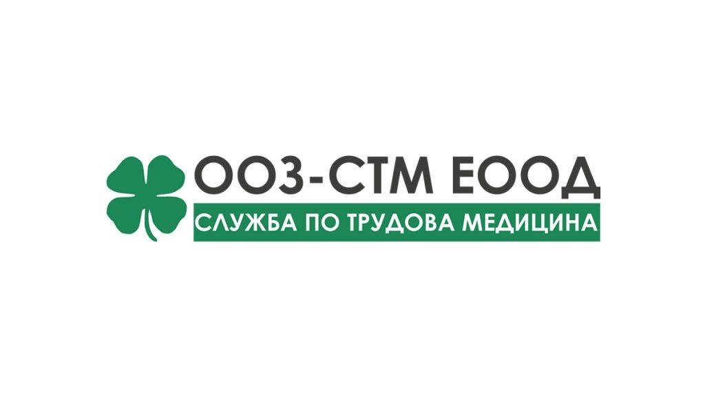 Лого дизайн за OOZ-STM LTD - Концепция, разработка на логотип, изходни файлове за уеб (.jpg/.png/.pdf) и печат (.eps)